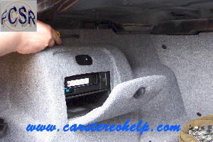 CD Changer Removal and Installation For BMW 3 Series, Car Audio