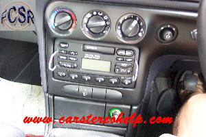 Ford Mondeo Car Stereo Removal, Do it Yourself How to Remove Car Stereo.