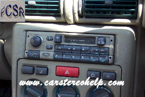 car stereo removal and installation for land rover. Black Bedroom Furniture Sets. Home Design Ideas