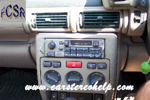 Car Stereo Removal And Installation For Land Rover
