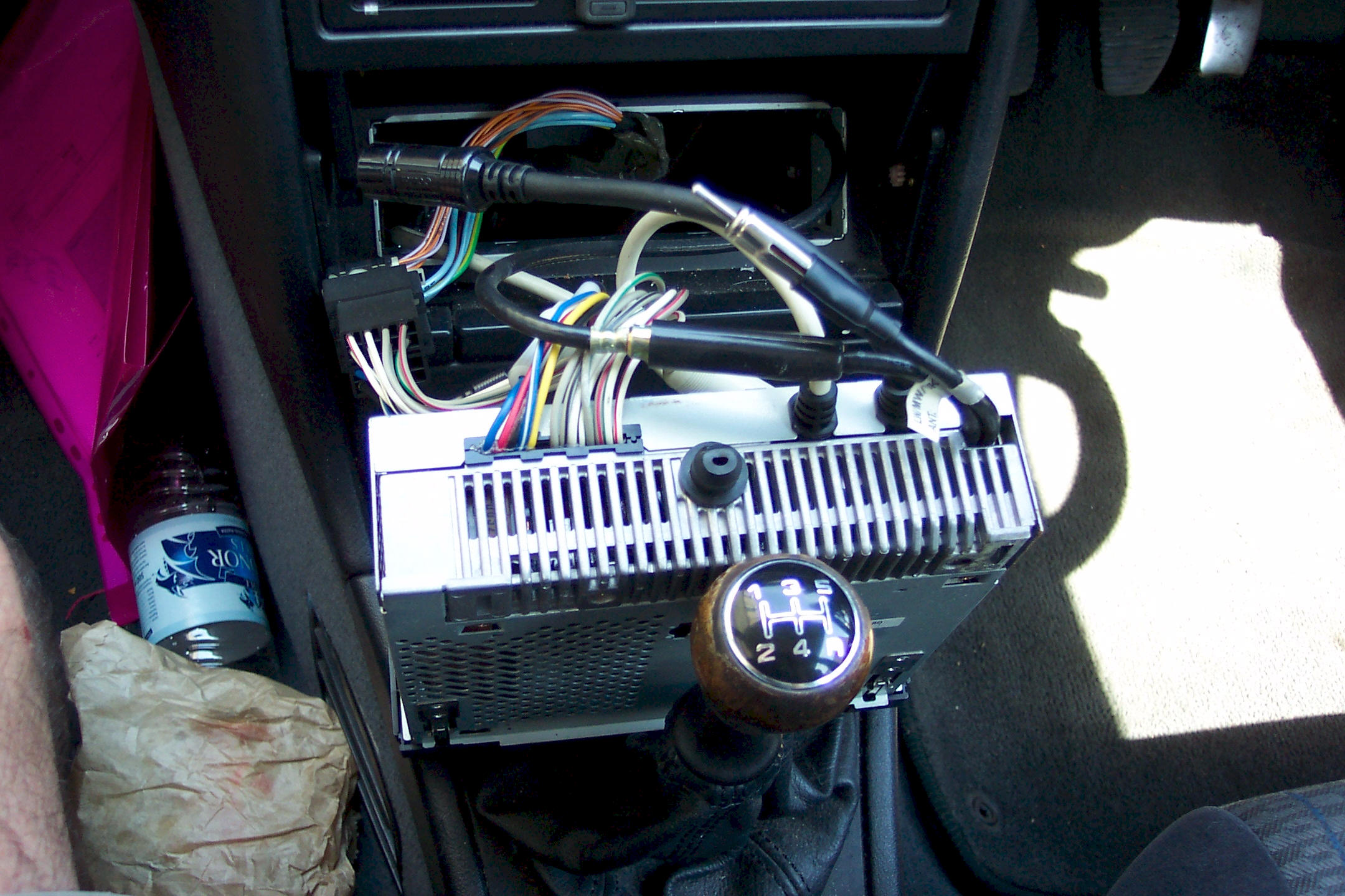 Car Stereo Removal and Installation For Peugeot 405, Car Audio ...