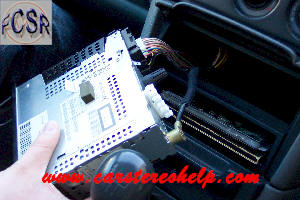 Renault Clio Car Stereo Removal, Do it Yourself How to Remove Car Stereo.
